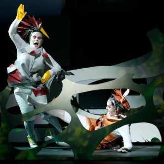 The Cunning Little Vixen - Costume Design: Carol Bailey