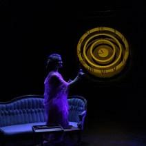 Hedda Gabler Scenic & Lighting Design by Scott C Chapman