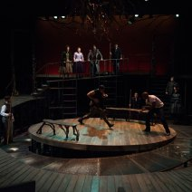 As You Like It - Scenic Design by C. David Russell