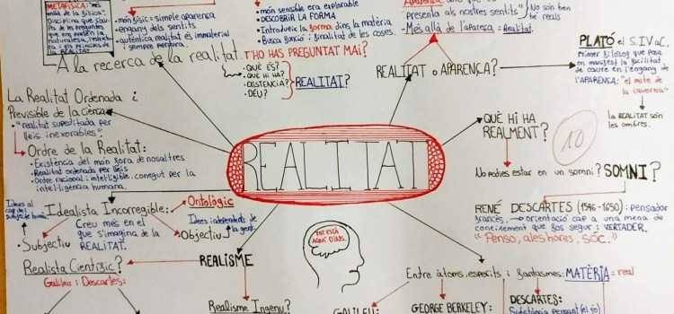 Uso de los mapas mentales para explicar y estudiar. Competencia Aprender a Aprender