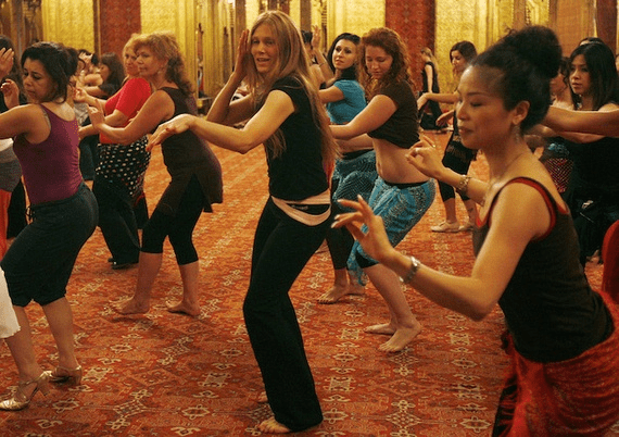 Should white women be permitted to belly dance or twerk? (On cultural appropriation.)