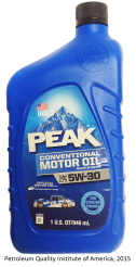 Peak5W30FrontFinished