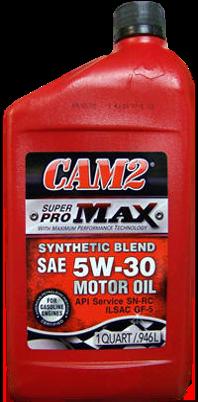 Cam2SuperProMax5W30