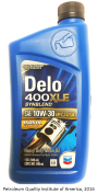 chevrondelo400xle10w30frontfinished