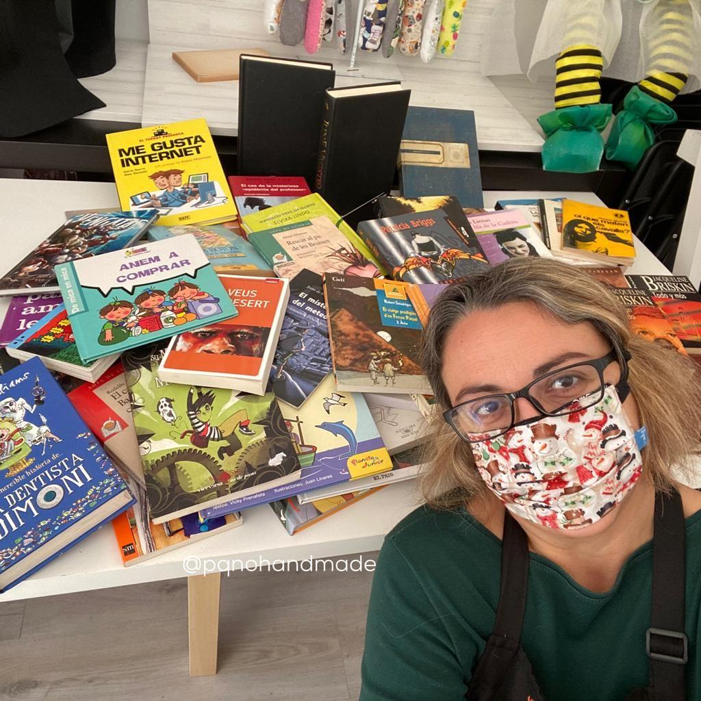 rescatando libros pqno solidario