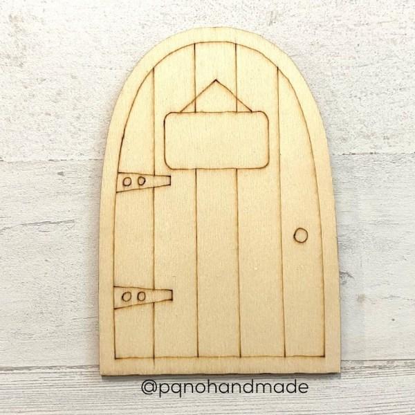 puerta ratoncito perez hada de los dientes modelo 2