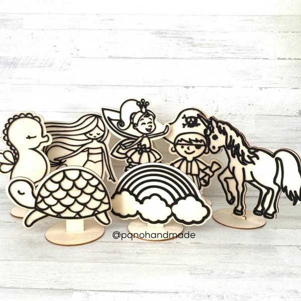 figuras-madera-con-foam