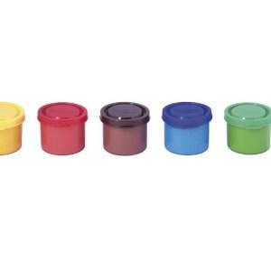 pintura de dedos jovi 5 colores