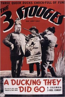 A Ducking They Did Go a Three Stooges Classic