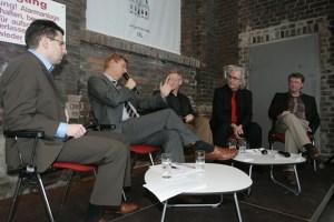Beim 2. Journalistentag wird diskutiert