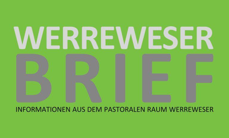 WerreWeser Brief Pfarrnachrichten Pastoraler Raum