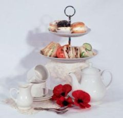 Afternoon Specialty Tea