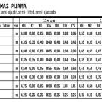 Выкройка Burda №9326 — Пижама
