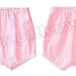 Выкройка Burda №9339 — Платье, рубашка и трусики