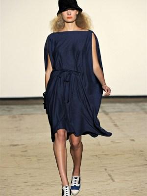 Платье-туника в стиле Marc Jacobs, бесплатная выкройка