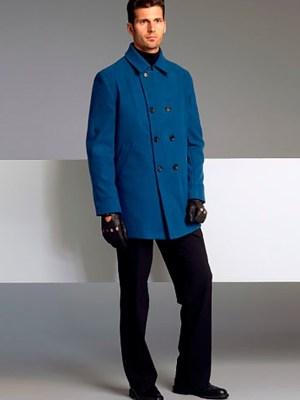 Выкройка Vogue №9041 — Куртка, Брюки