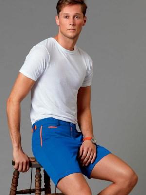 Выкройка Vogue  9324 — Шорты мужские от Ron Collins