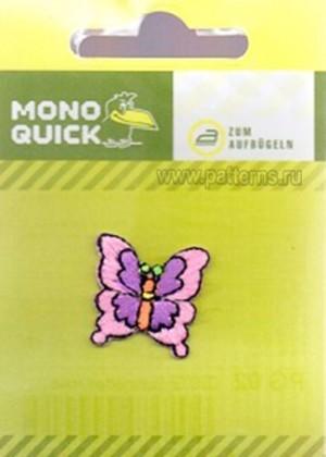 Термоаппликация Mono Quick (02072) – Бабочка