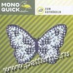Термоаппликация Mono Quick (12210) – Бабочка