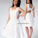 Выкройка McCall's — Платье - M6887 ()
