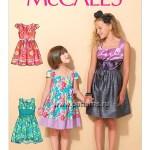 Выкройка McCall's — Платье - M7310
