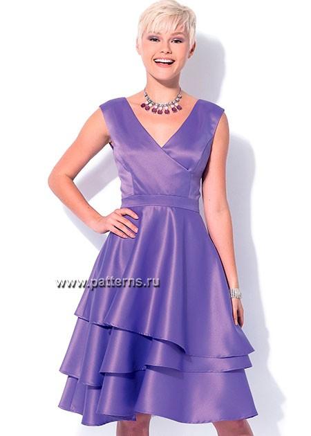Выкройка McCall's — Платье - M7316 ()