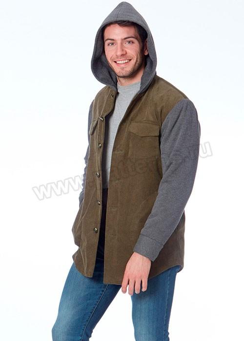 Выкройка McCall's — Рубашка, Куртка - M7638