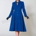 Выкройка McCall's — Стиль 1956: Пальто - M7478