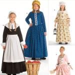 Выкройка Simplicity — Исторический карнавальный костюм - S3725