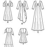 Выкройка Simplicity — Платье - S1623 ()