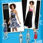 Выкройка Simplicity — Платье - S2212