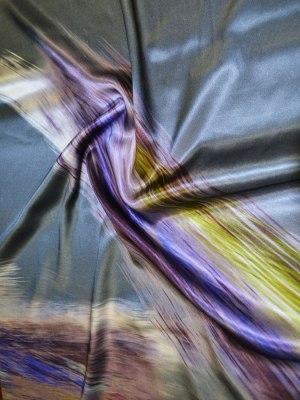 Плательно-блузочный шелк