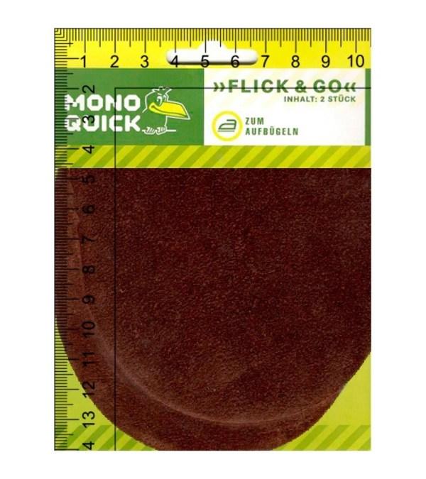 Термоаппликация Mono Quick – Заплатки, искусственная замша