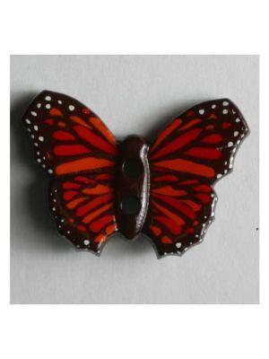Пуговица бабочка