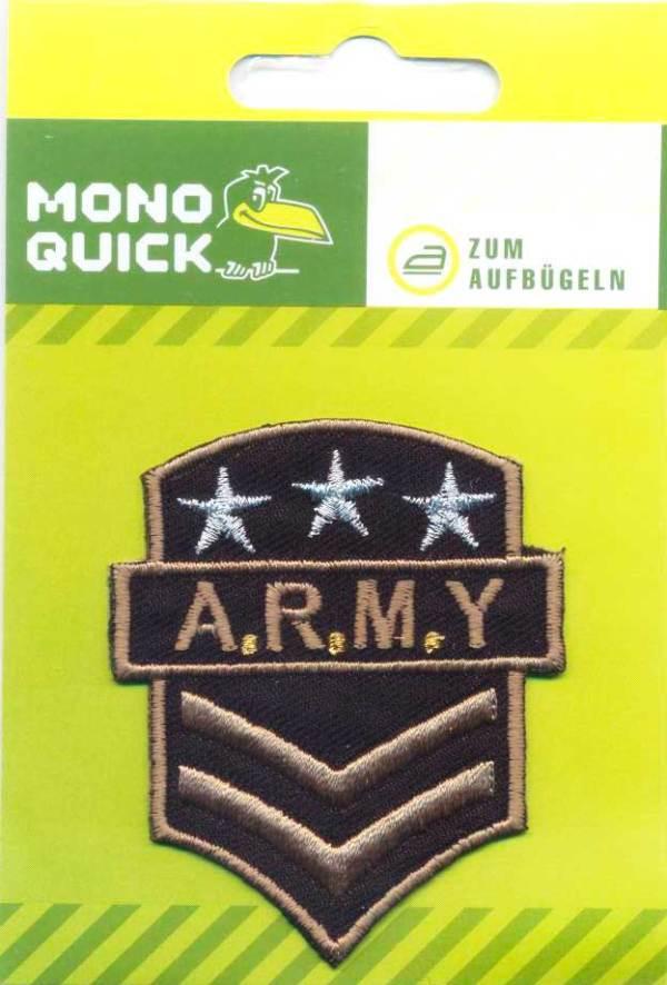 Термоаппликация Army шеврон