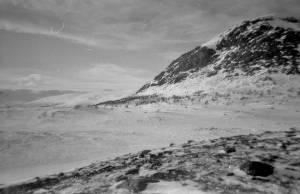 Snapsights onderwatercamera met Lomography Earl Grey 100 film.