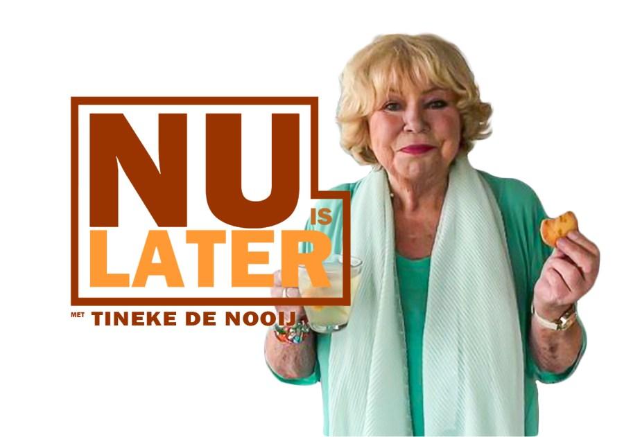 Nu is Later – Tineke de Nooij