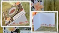 jesienna kartka urodzinowa