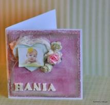 karteczka dla Hani