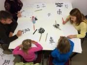 Warsztaty chińskiej kaligrafii