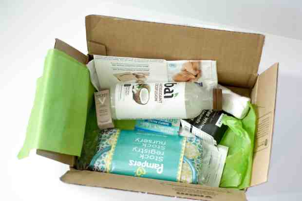 Amazon Baby Registry Box review