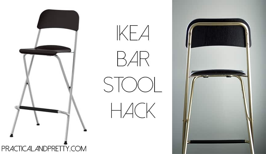 40 easy ikea bar stool diy