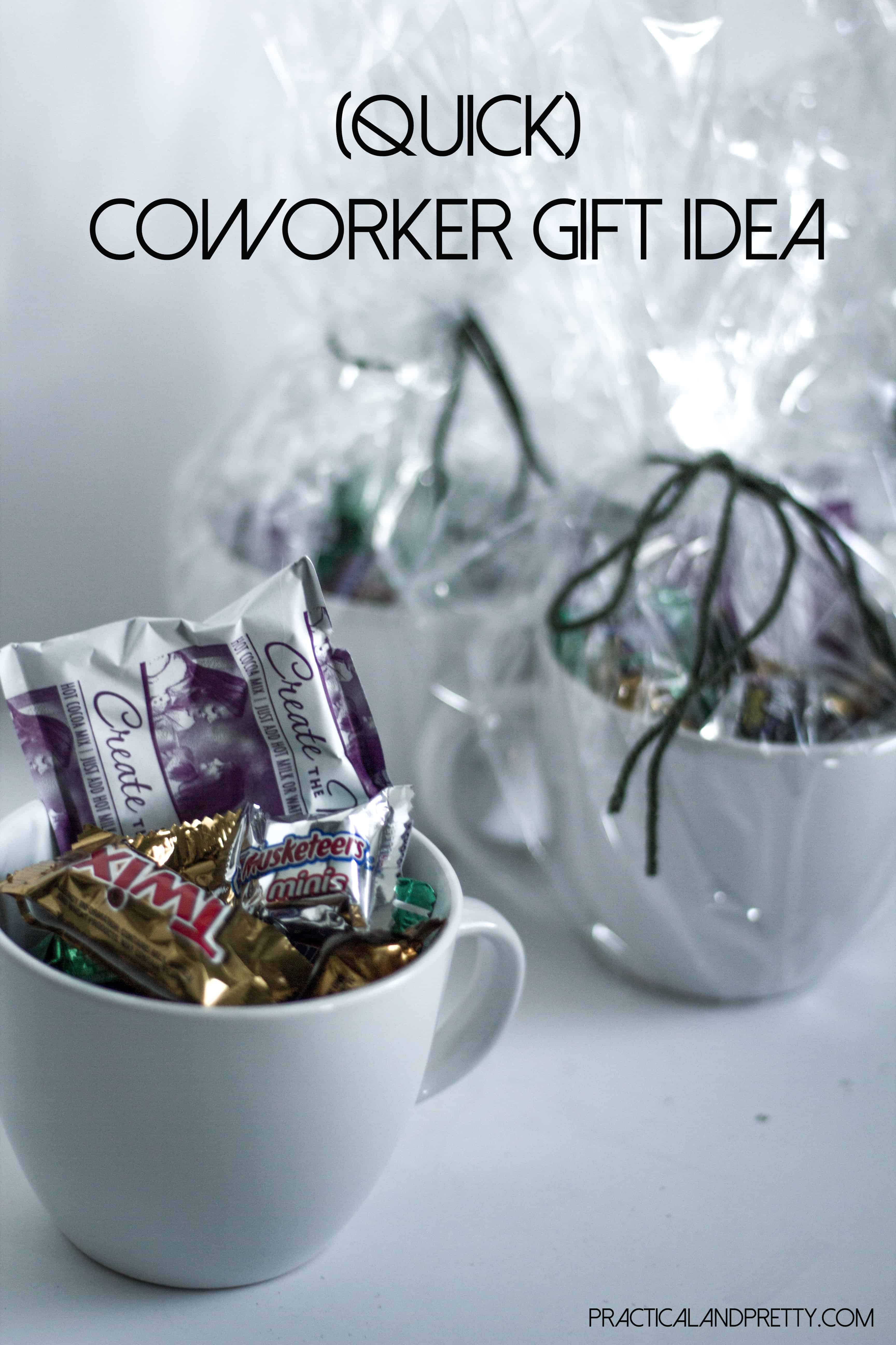 Quick Coworker Gift Idea (for Less than $4)
