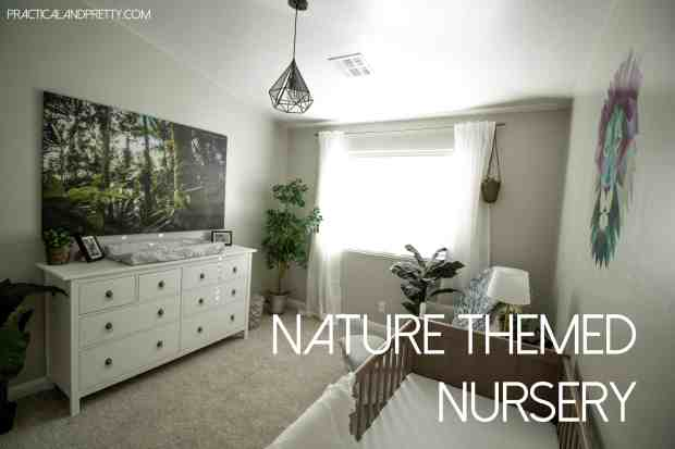 Nature Themed Nursery