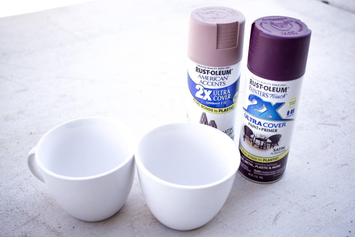 Spray Paint Tips and Tricks from a Self Admitted Spray Paint Addict