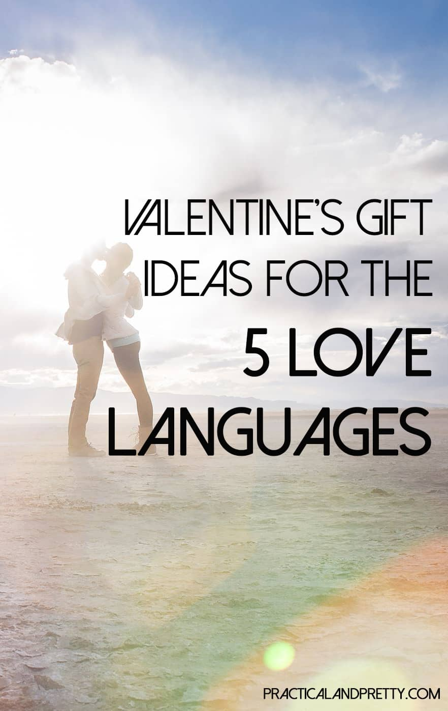 Your significant other speaks one of these five love languages so give them a gift they will truly love with one of these ideas.
