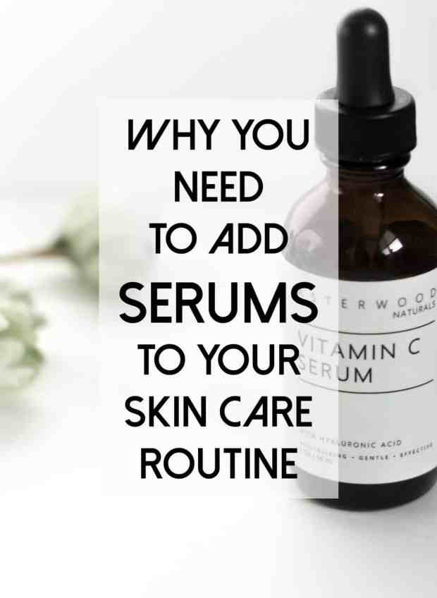You need to try serums. Find out why!