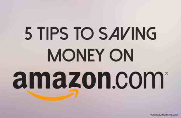 These are the simplest ways to save money on Amazon. Shopping smarter is easy!