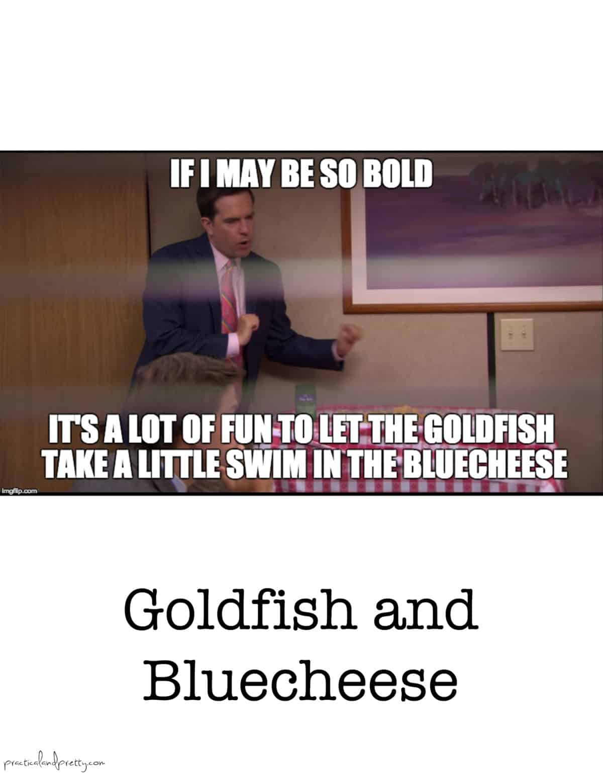 goldfish meme?ssl=1 the office food themed memes practical and pretty