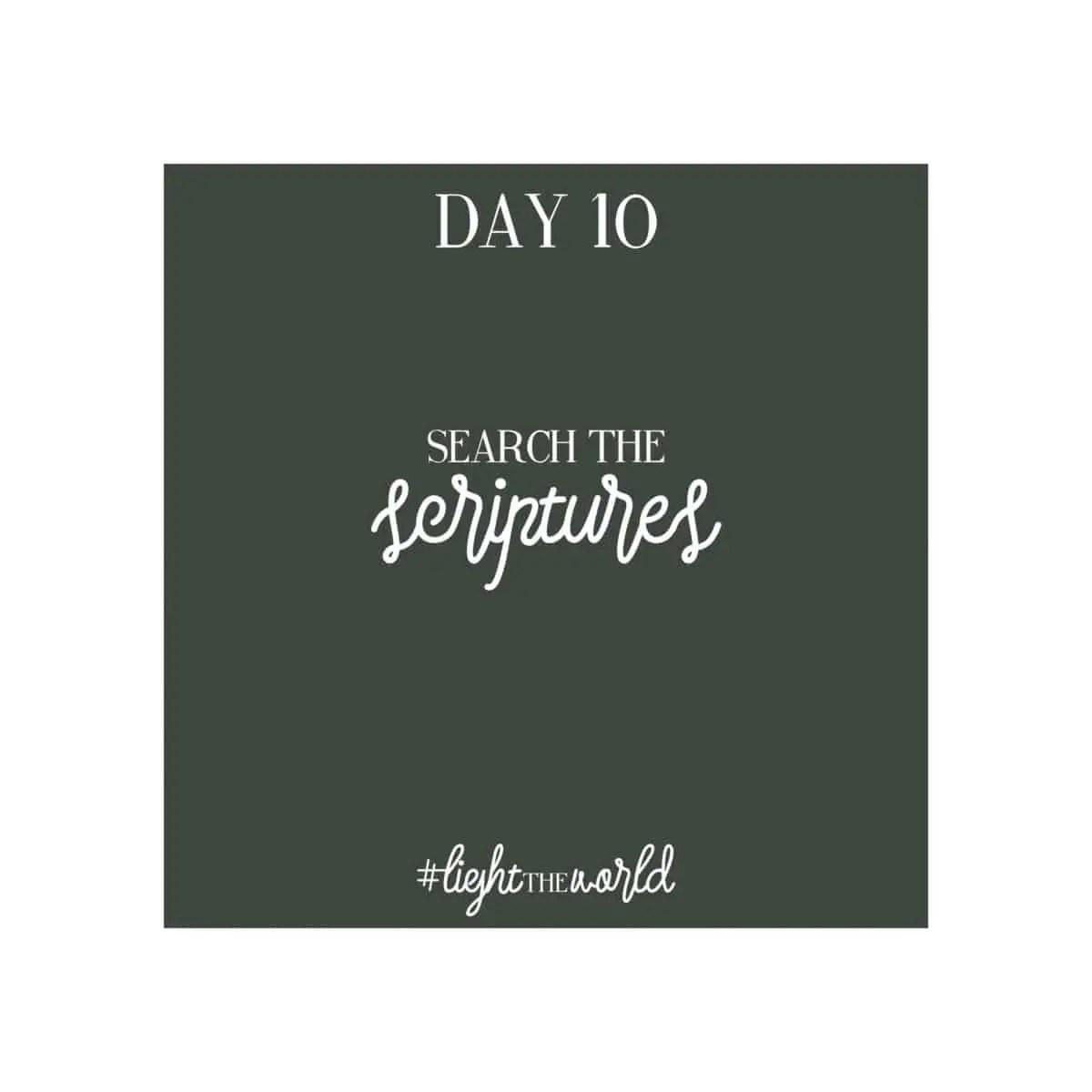 Light the World | Day 10